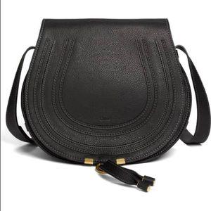 Chloe Marcie - Medium  Leather Crossbody Bag 21df66c59e